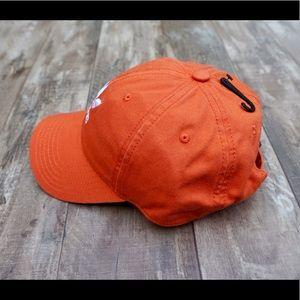 1ce6446b46d1a adidas Accessories - Adidas Originals Relaxed Strapback Orange Hat NEW!